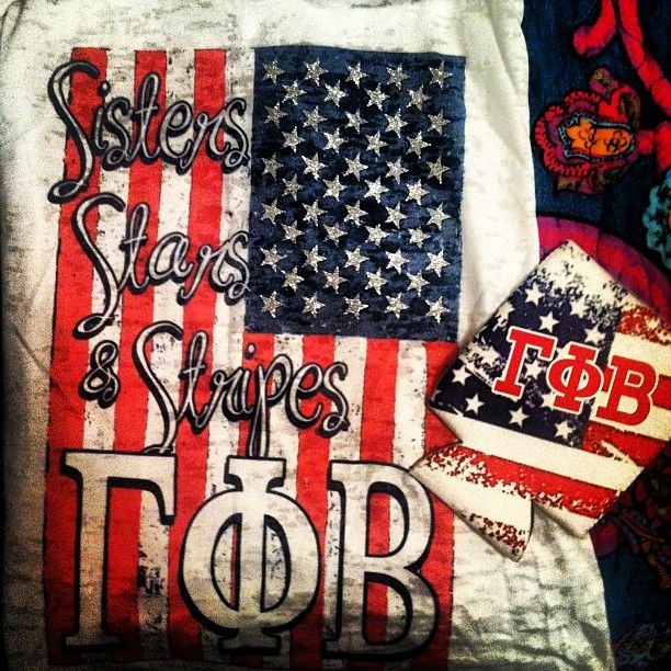 patriotic | sorority sugar