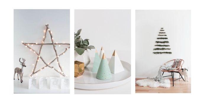 5x simpele DIY Kerstdecoratie Inspiratie