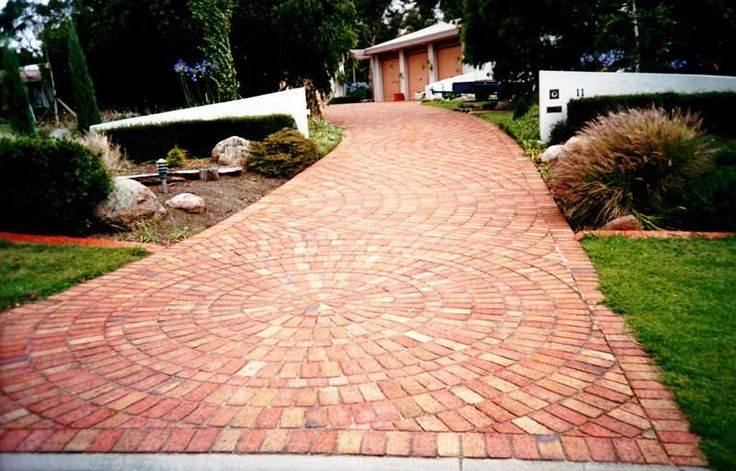 25 Best Ideas About Brick Paving On Pinterest Brick