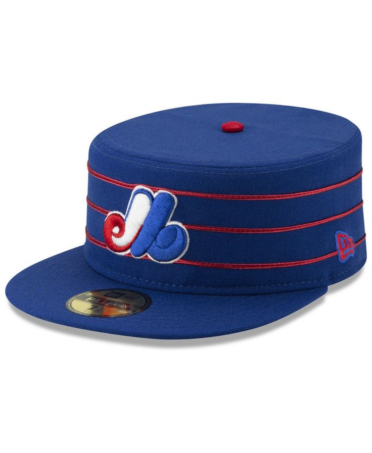 New Era Montreal Expos Pillbox 59FIFTYFITTED Cap
