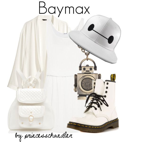 """Baymax"" by princesschandler on Polyvore"
