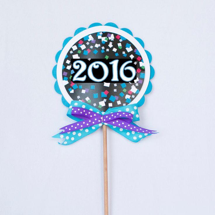 Lollipop Decoration - New Year's Eve