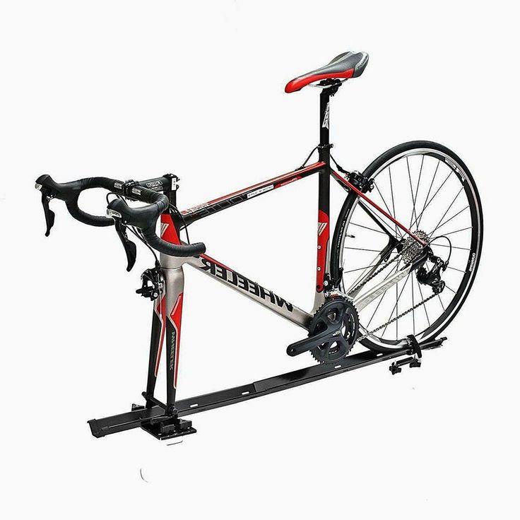 Upright Universal 1 Bike Car Carrier Fork Mount Roof Rack