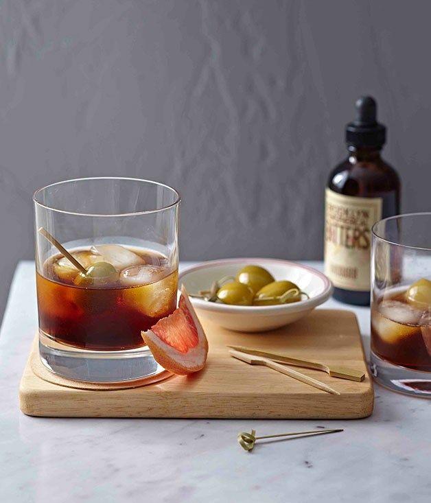 Hello Sailor's Sailor Vinnie | Cocktail recipe - Gourmet Traveller