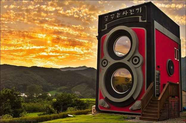 Dreamy Camera Cafe in Yangpyeong, South Korea | 25 Coffee Shops Around The World You Have To See Before You Die