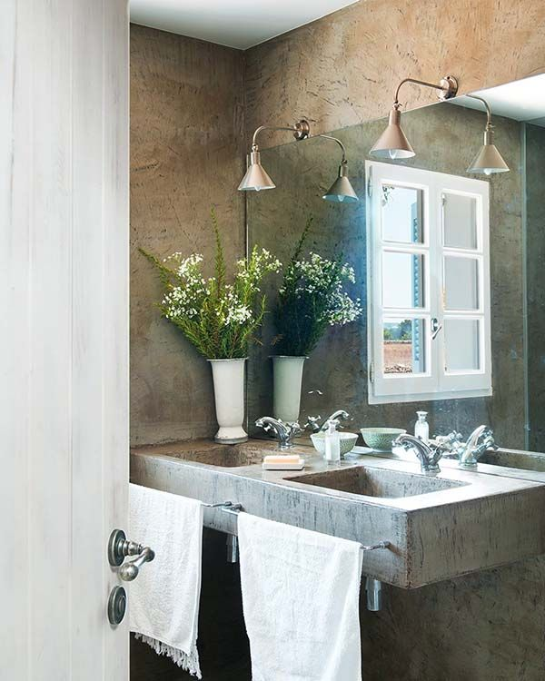 18 best Badezimmer images on Pinterest Bathrooms, Bathroom and - wandverkleidung küche kunststoff