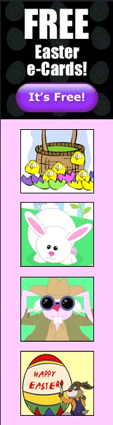 Fast! Easy! Fun!  ♥ ♥ ♥  Send Free Easter Greetings E-card to All Your Friends and Family   ♥ (Work only with IE/FF) ♥: Free E Card, Greetings E Card, Free Easter, Easy, Family, Easter E Card, Send Free, Families, Easter Greetings