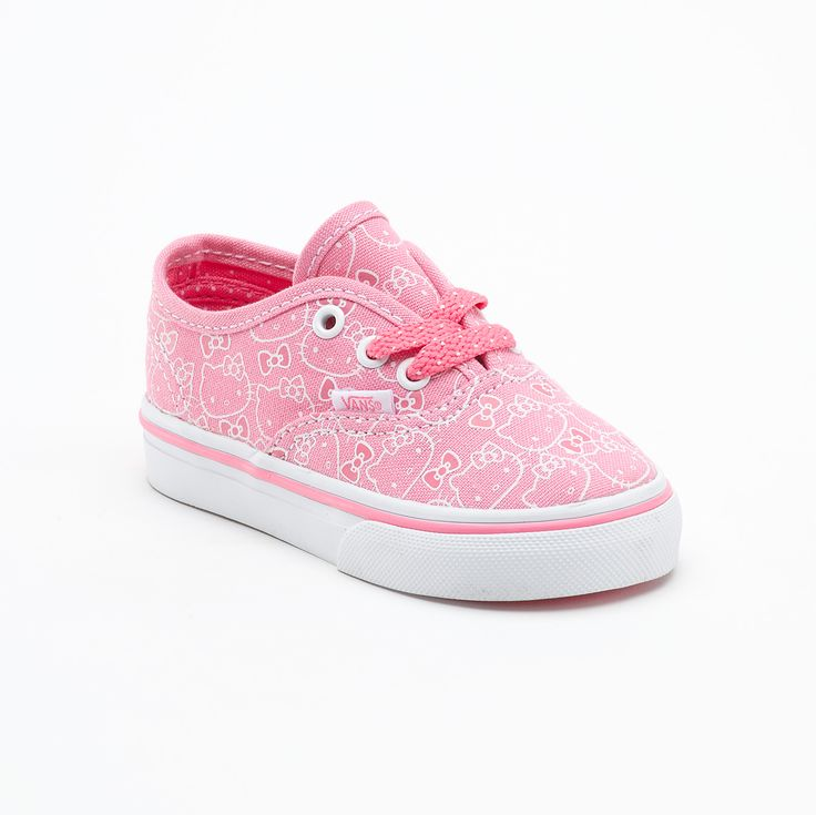 Hello Kitty Baby Toddler Vans