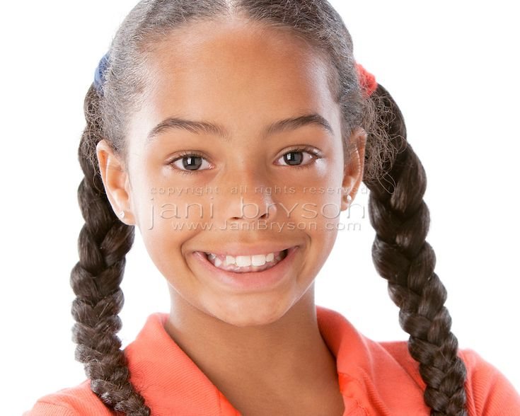 11 Year Old Black Girl