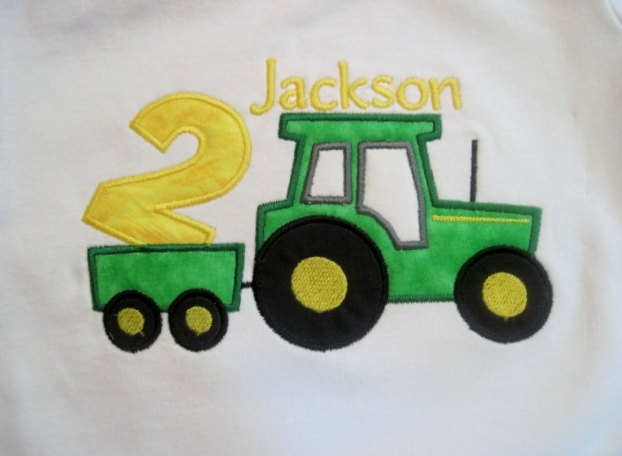John Deere Machine Embroidery Designs : Best images about tractors on pinterest john deere