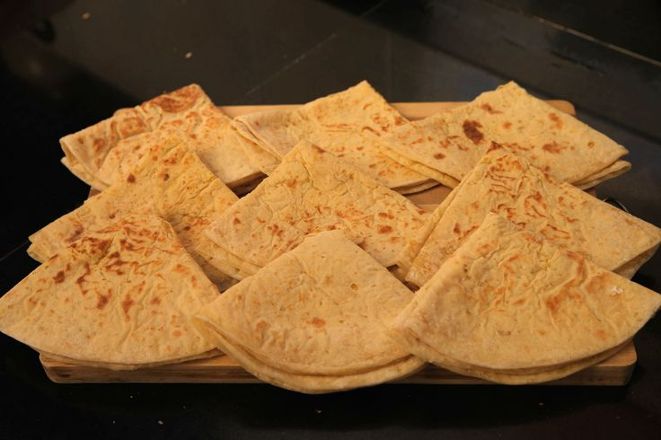 Home-Made Puran Poli (Indian Sweet Flatbread) By Archana