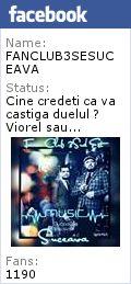 Va astept cu drag pe pagina noastra Fan Club 3SE Suceava ,pe toti fanii 3se !!!