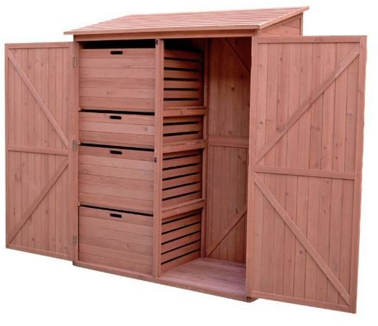 Top 10 Storage Solutions Storage Shed With Pull Out Crates From