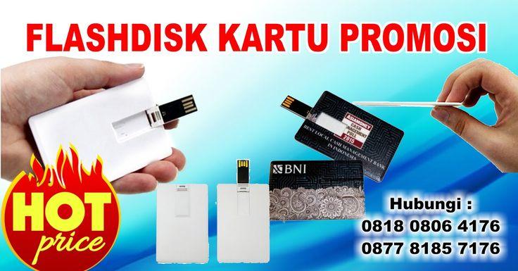 Flashdisk Bentuk Kartu - Jual flashdisk kartu cetak custom