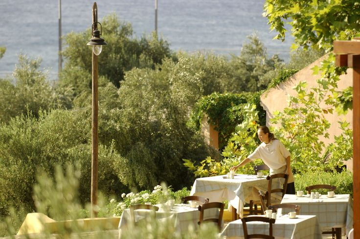 The extensive gardens blend in style with the picturesque Cretan environs.  www.candiapark.com/en/family-hotel-crete-266.htm
