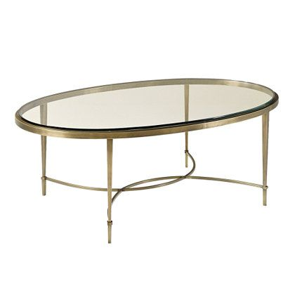 Shop For Baker Oval Coffee Table, And Other Living Room Coffee Tables At Hickory  Furniture Mart In Hickory, NC. The Chloe Coffee Table By Baker Is A Smooth  ...