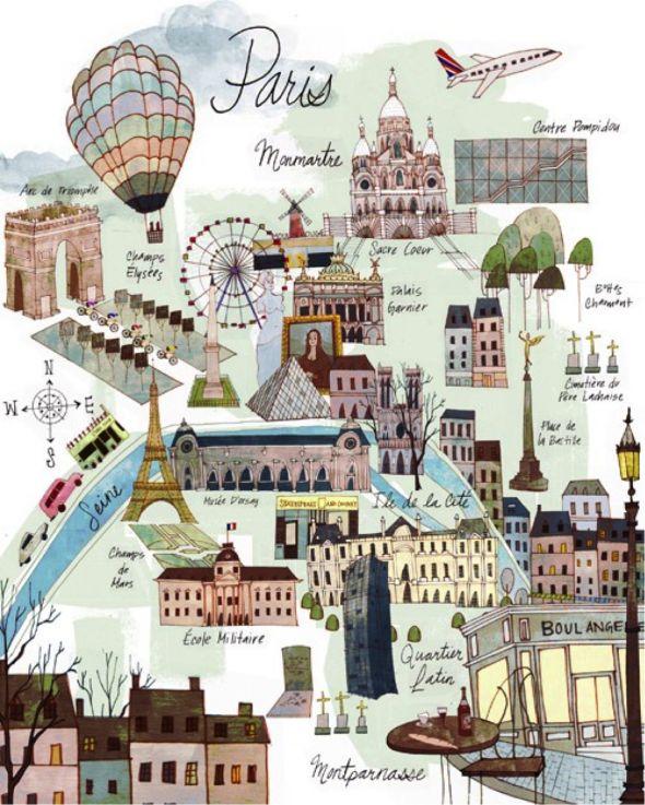 Olá de Paris! - Fashionismo