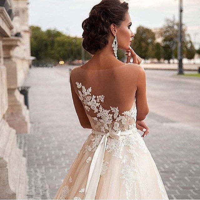 2524 best Wedding Dresses images on Pinterest | Gown wedding ...