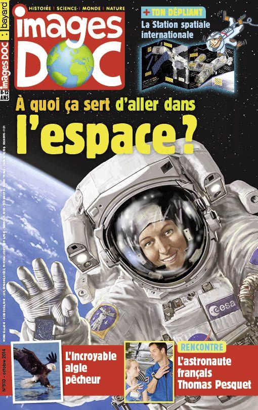 Rencontre avec l'astronaute français Thomas Pesquet; Tout sur l'aigle pêcheur!