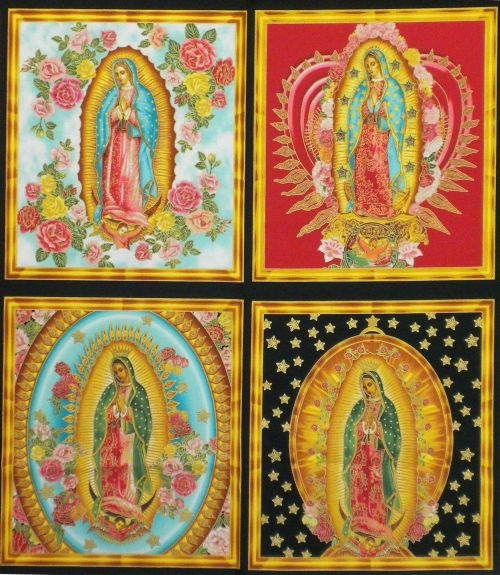 The 25 best virgen de guadalupe ideas on pinterest mary for Our lady of guadalupe arts and crafts