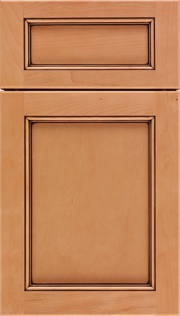 Secondary Baths In Alabaster Templeton Cabinet Door Style