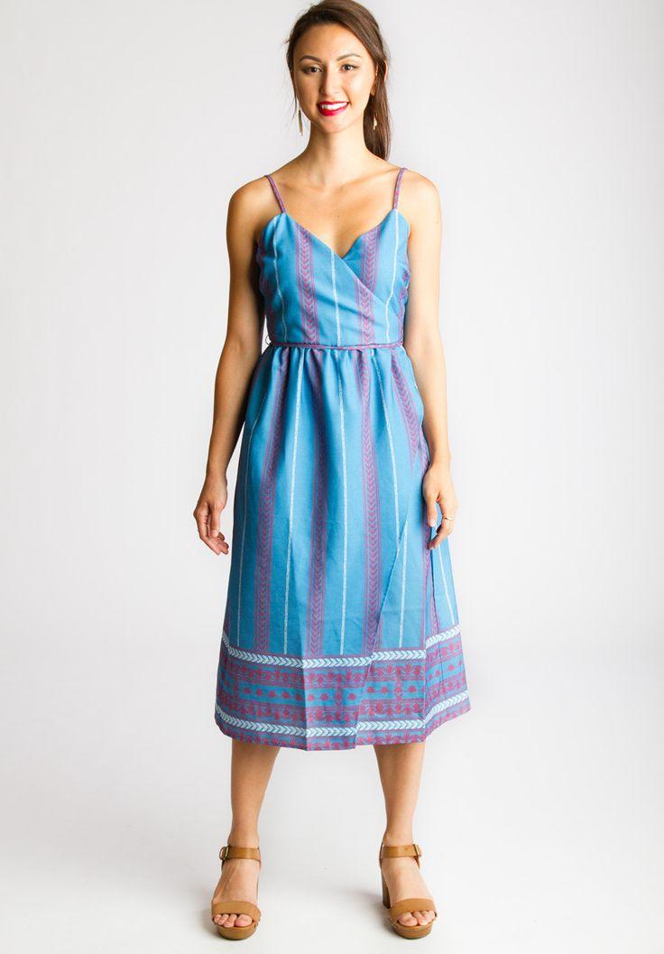 Midi Brunch Dress
