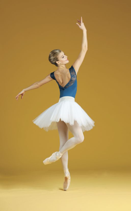 American dancer accepted into the Mariinsky
