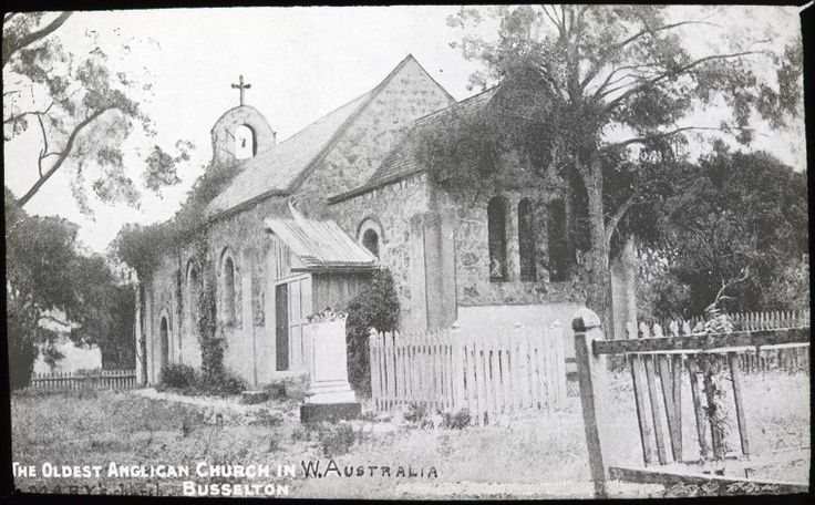090337PD: St Mary's Church, Busselton, ca 1900 http://encore.slwa.wa.gov.au/iii/encore/record/C__Rb3434505?lang=eng