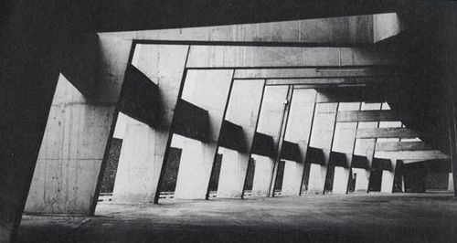 Estadio Azteca, Calz de Tlalpan 3465, Santa Ursula Coapa, Coyoacán, México DF 1966    Arq. Pedro Ramírez Vázquez y Rafael Mijares -    Azteca Stadium, Coyoacan, Mexico City 1966