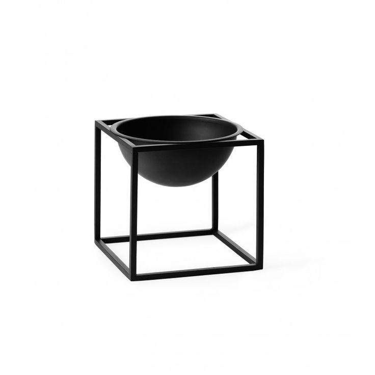 Kubus Bowl klein schwarz