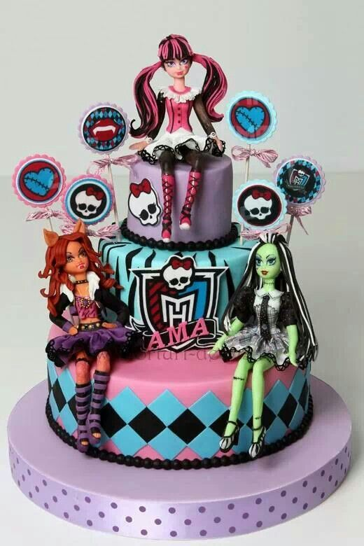 monster high birthday cake 175 best images about high cakes on 6004