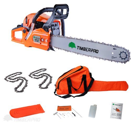 Special Offers - Timberpro 62cc Petrol Chainsaw 20 Bar & 2x Saw Chain. Alloy & Assisted Start - In stock & Free Shipping. You can save more money! Check It (September 28 2016 at 08:47AM) >> http://pressurewasherusa.net/timberpro-62cc-petrol-chainsaw-20-bar-2x-saw-chain-alloy-assisted-start/