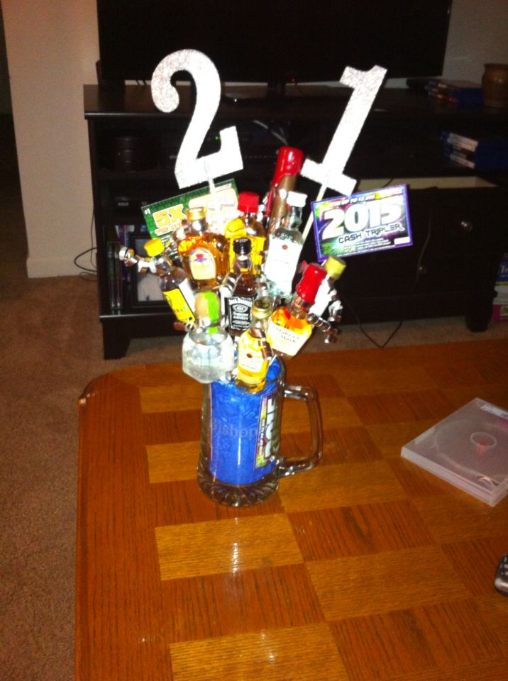 21st birthday gifts ideas for guys