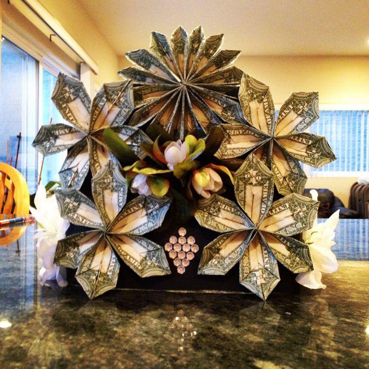 Polynesian style money crown | Crafty/DIY | Pinterest ...