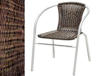 Krzesło Ogrodowe Balkonowe Tarasowe Fotel BISTRO (5251162647) - Allegro.pl - Więcej niż aukcje.