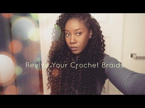 Maintenance : Freetress Deep Twist Crochet Braids - YouTube