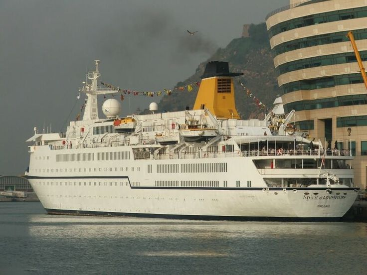 Cruise ships are considered one of the finest forms of luxury and spending vacation ideally.