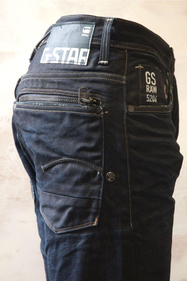 Men's Denim Jeans G-Star Attacc Straight 2967