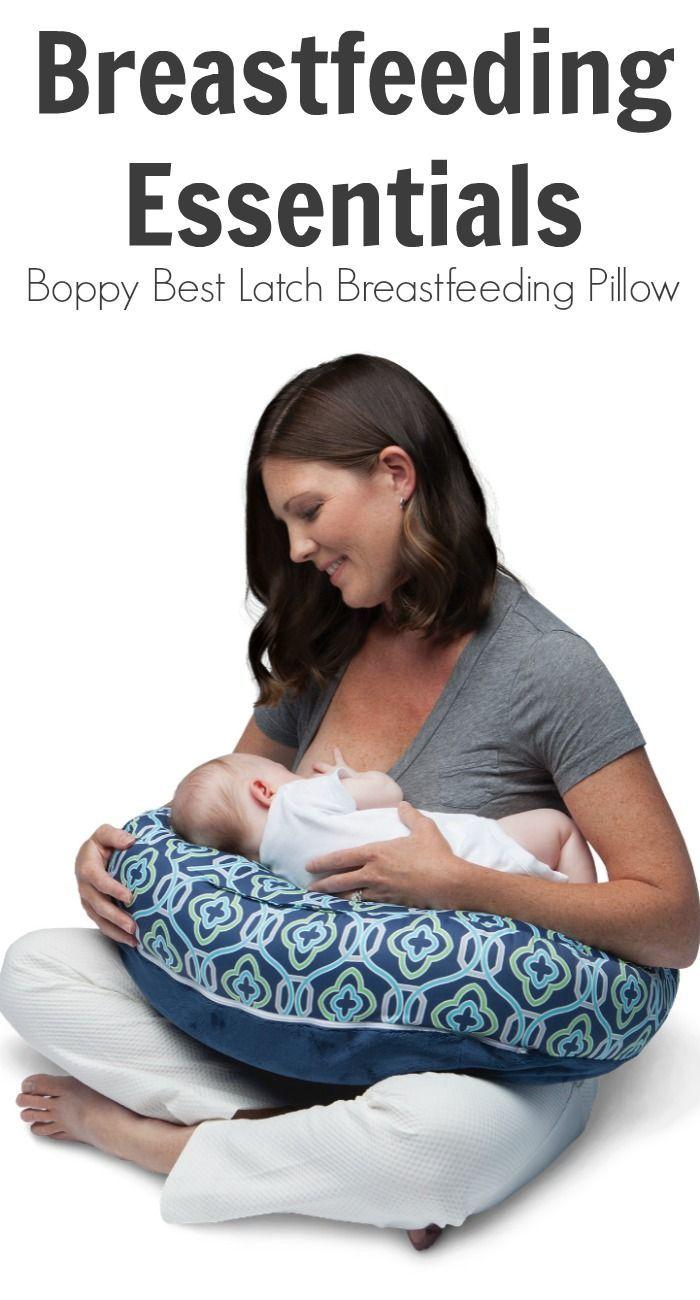 Boppy® Best Latch™ Breastfeeding Pillow