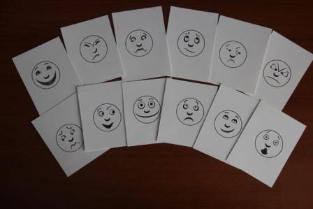 """Дидактическая игра """"Какое настроение"""" для детей 4-5 лет - Дидактические игры - Дошкольное образование - Обучение и развитие - ПочемуЧка - Сайт для детей и их родителей"""