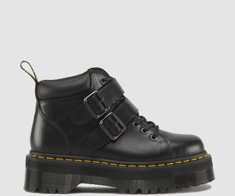 Shop Women's Boots on the official Dr. Martens like the 1460 Boot, 1460 Boot  Smooth , and Pascal Boot in a variety of leathers, textures and colours.