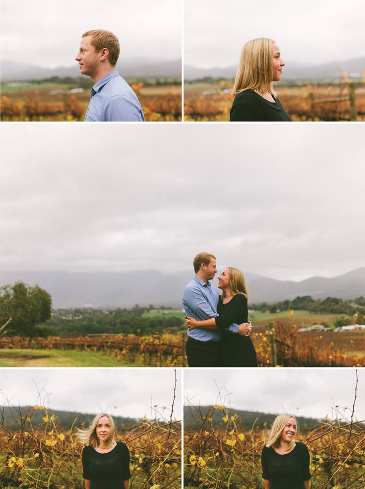 Yarra Valley Winery Couples Photography / Gold and Grit Photography
