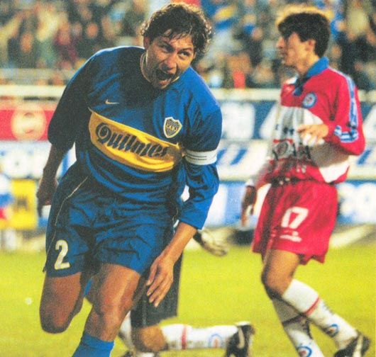 Boca Juniors - Bermudez - Boca Historico (@historicoboca) | Twitter