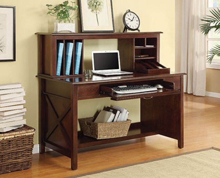 Home Office Desks With Hutch Gorgeous Home Office Desk With Hutch Office  Corner Home Office