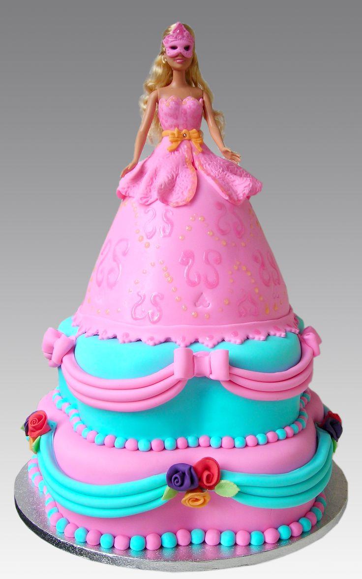 Musketeers Birthday Cake