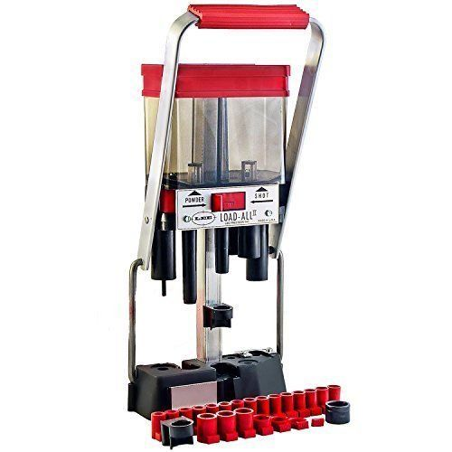 Presses and Accessories 71120: Lee Precision Ii Shotshell Reloading Press 12 Ga Load All (Multi) BUY IT NOW ONLY: $76.38