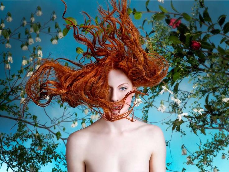 pretty amazing.: Hair Colors, Red Hair, Shades Of Red, Photos Shoots, Joseph Gordon-Levitt, Mermaids Style, Redhair, Red Head, Fairies Tales