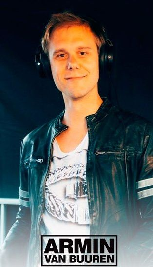 Armin van Buuren is the biggest DJ in the world of the past ten years. He is world famous especially by the youth.