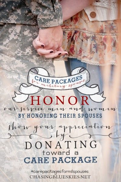 In Which I Invite You to Help Me Celebrate My Birthday By Celebrating Military Spouses