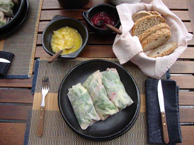 Indios de tilapia Este plato lo preparé en agosto de 2015  Jorge Restrepo: COCINARTE